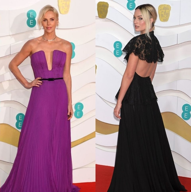 BAFTA Awards 2020: The Best Dressed