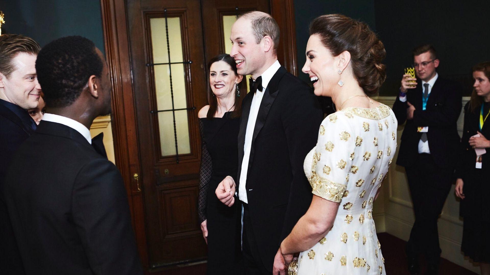 Kate Middleton And Prince William Radiated Sustainable Elegance On