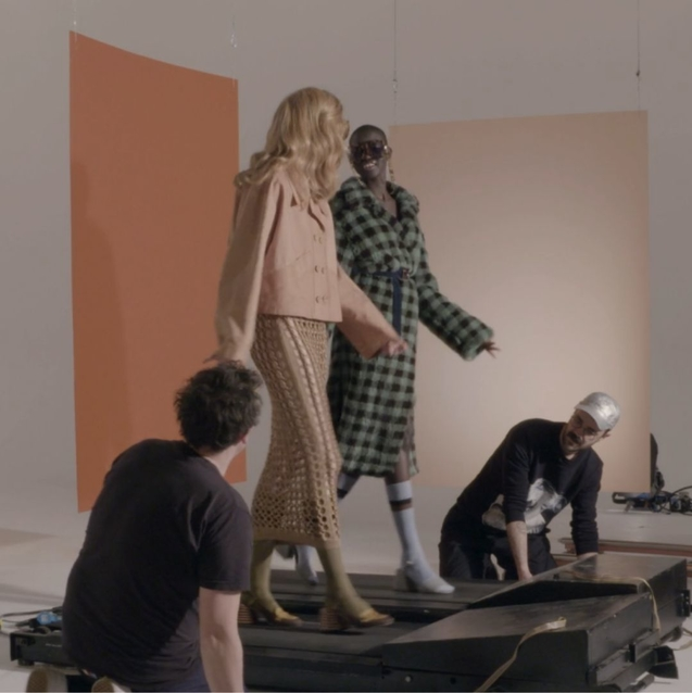 Watch | Exclusive: Going Behind-The-Scenes Of Fendi's S/S20 Campaign