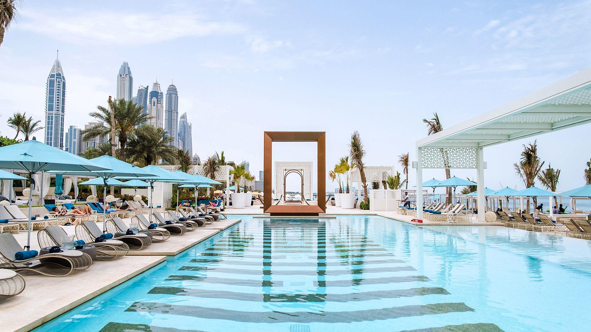 The Escape | Drift Beach, One&Only Royal Mirage, Dubai