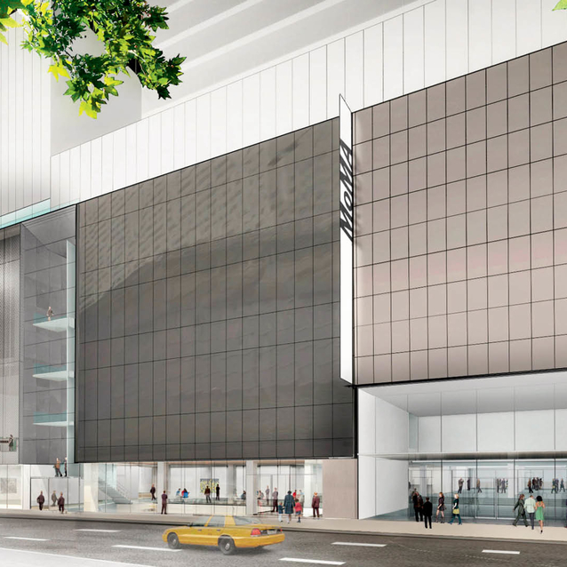 Inside The Expansion Of New York's Iconic Museum Of Modern Art