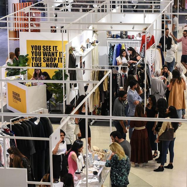 Fashion Forward Dubai Is Set To Return This April