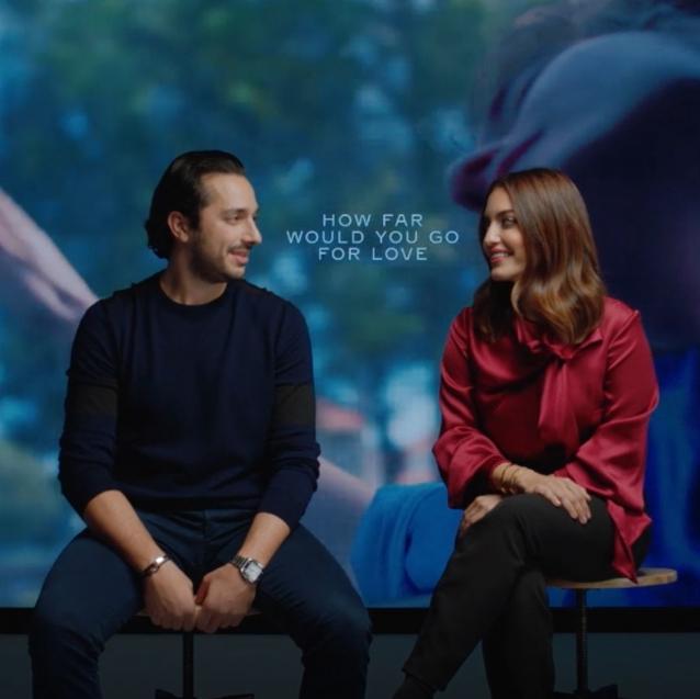 Watch | Karen Wazen & Elias Bakhaazi Are #CoupleGoals In Cartier's Valentine's Day Campaign