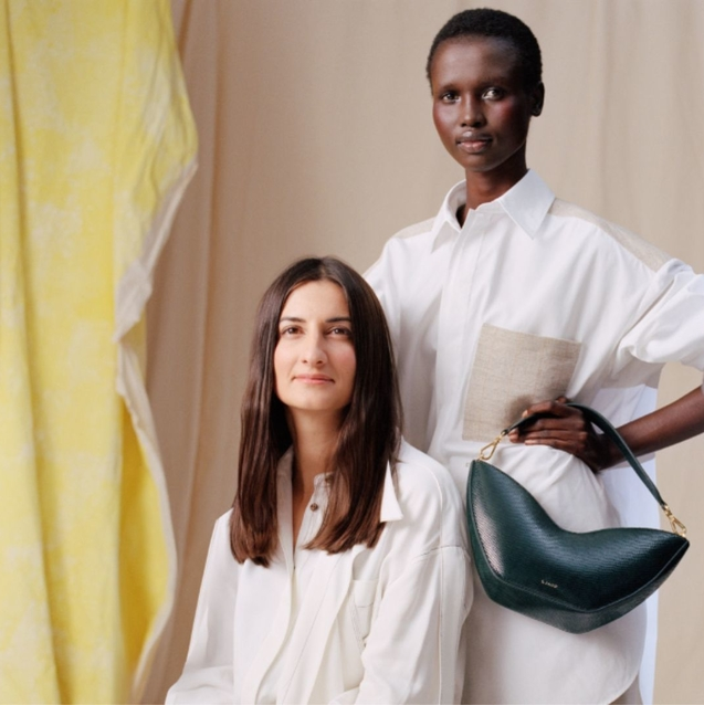 Meet Sahar Asvandi, The Iranian-British Designer Behind Luxury Handbag Label S.Joon