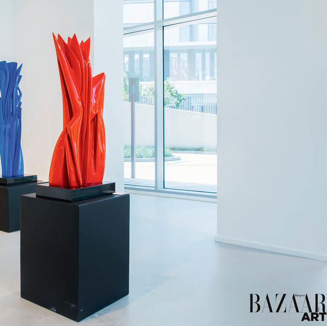 Dubai's OBLONG Gallery Is A Celebration Of International Contemporary Art