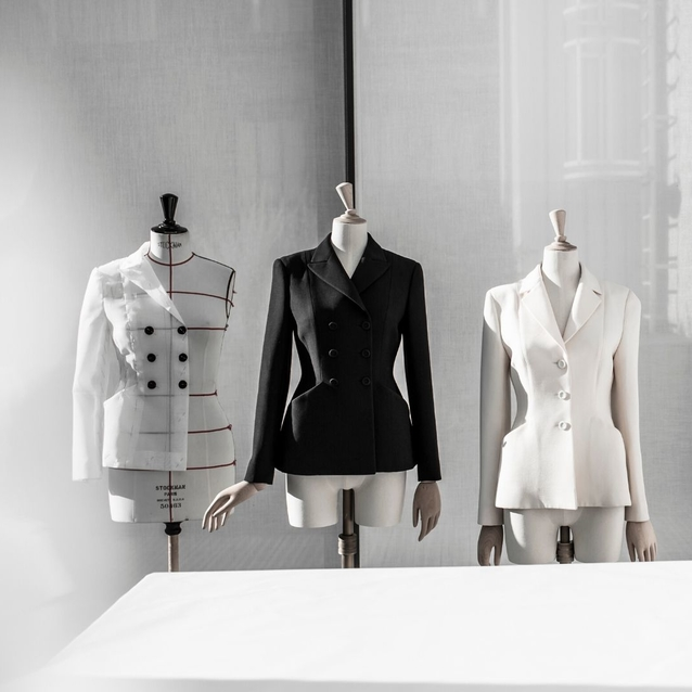 Celebrating 73 Years Of Dior's Bar Jacket