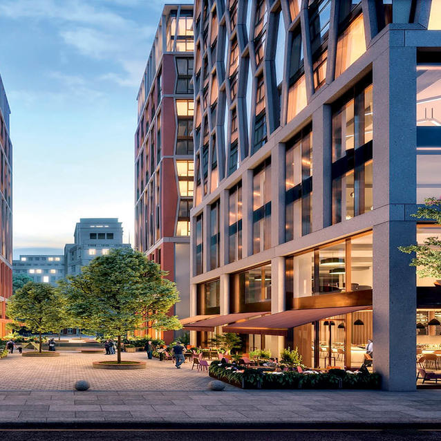 The Broadway: Historic London's Luxe New Residential Address