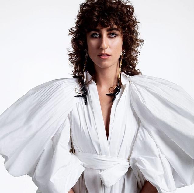 Lebanese Film Maker Pam Nasr Stars In Valentino's S/S20 Campaign