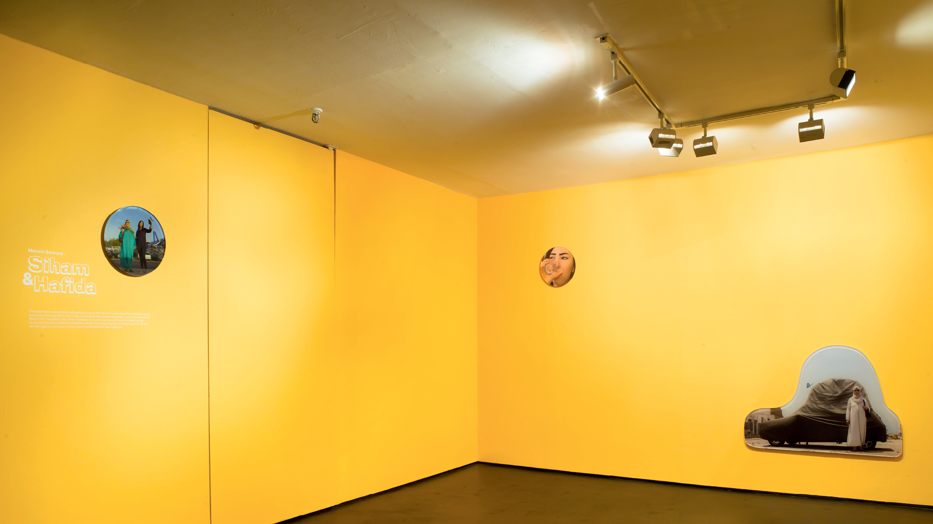 Moroccan Artist Meriem Bennani Is Blurring The Lines Between Art And Film