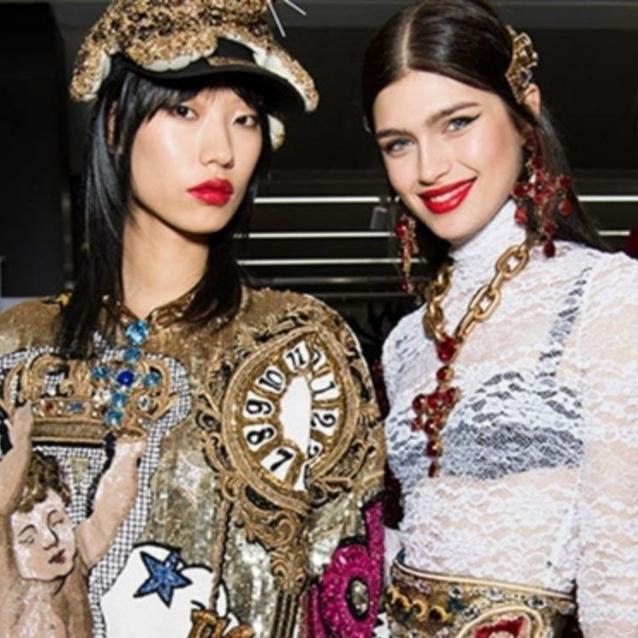 Dolce & Gabbana Joins The Global Fight Against Coronavirus
