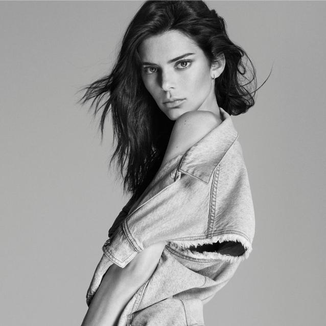 Exclusive   The Interview: Kendall Jenner On Being The Face Of Liu Jo's #Bornin1995 Campaign