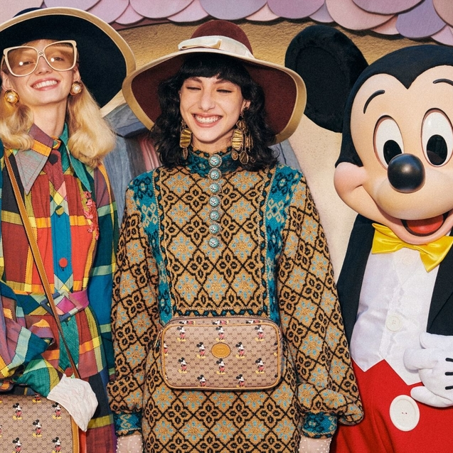 5 Of The Best Pieces From The Disney X Gucci Collection
