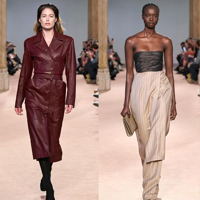 The Best Looks From Salvatore Ferragamo's A/W20 Runway