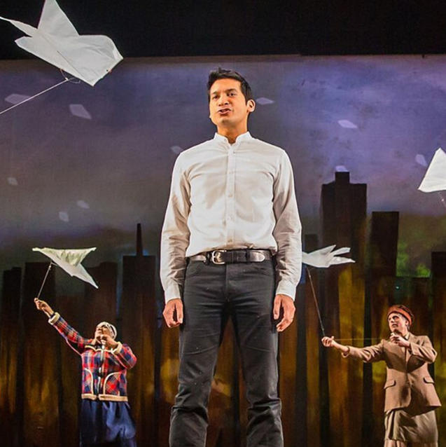 Khaled Hosseini's Kite Runner Is Coming To The Dubai Opera