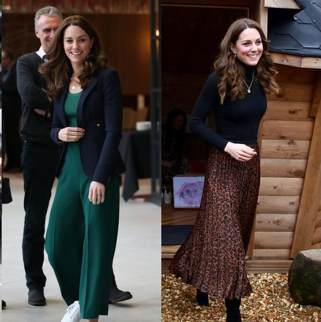 9 Times Kate Middleton Donned Zara