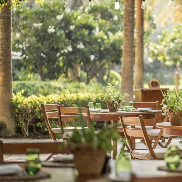 #ChicEats: Folia, Four Seasons Jumeirah, Dubai