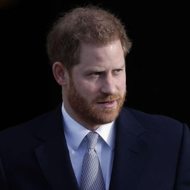 "Prince Harry Drops ""Prince"" From His Title"