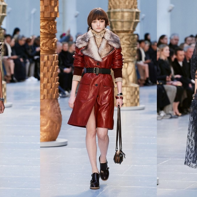 Top 10 Looks From Chloé's A/W20  Runway