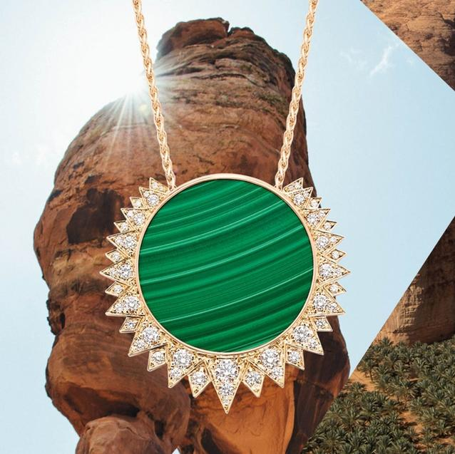 Piaget Launches An Exquisite Desert-Inspired Collection For Winter At Tantora Festival