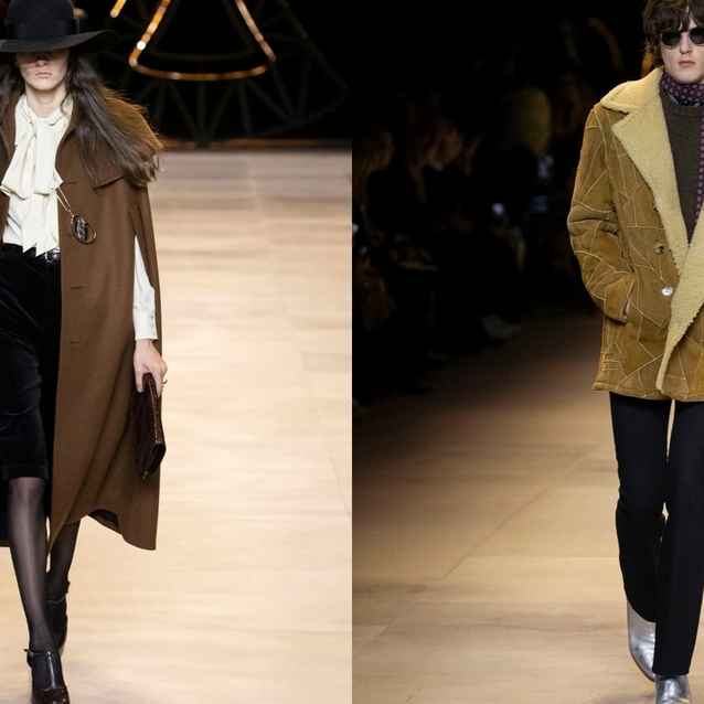 Top 10 Looks From Celine's Autumn/Winter 20 Show