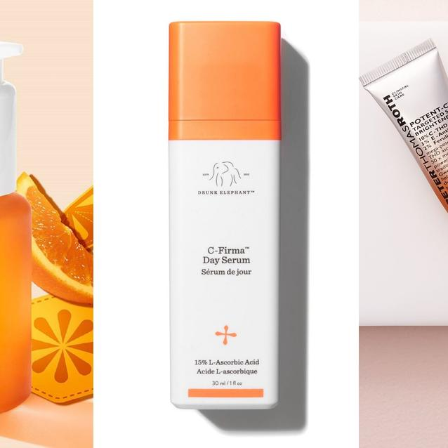 7 Vitamin C Serums To Brighten Your Day (And Your Skin)