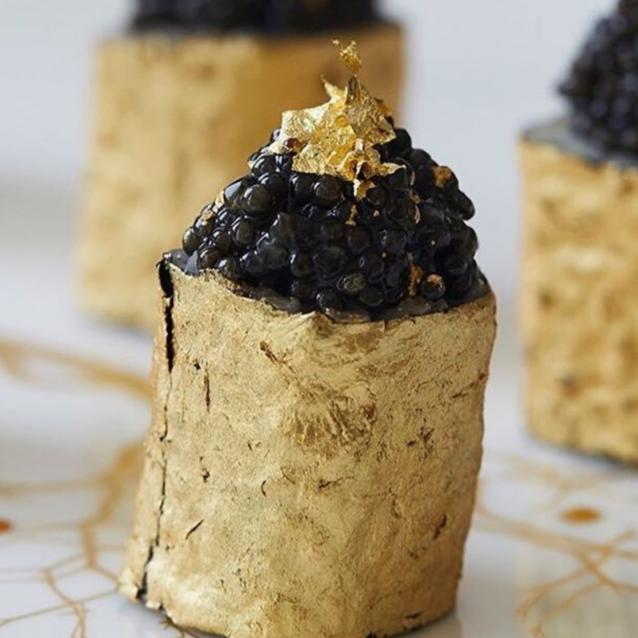 Dubai's Caviar-Dedicated Restaurant Just Got Even More Extravagant