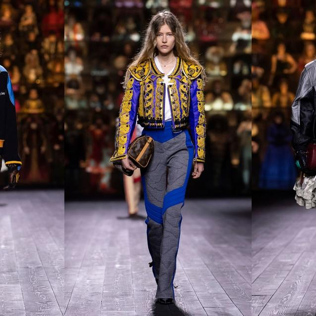 Top 10 Looks From Louis Vuitton's A/W20 Runway