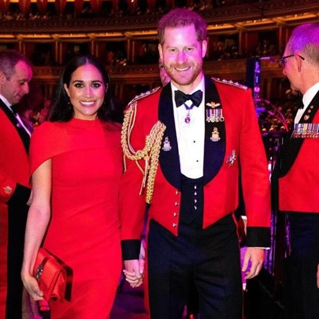 In Pictures: Meghan & Harry's Last UK Trip As Royals