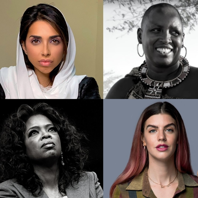 BAZAAR Celebrates #HarpersHeroines: The Women Who Inspire The Region's Leading Lights