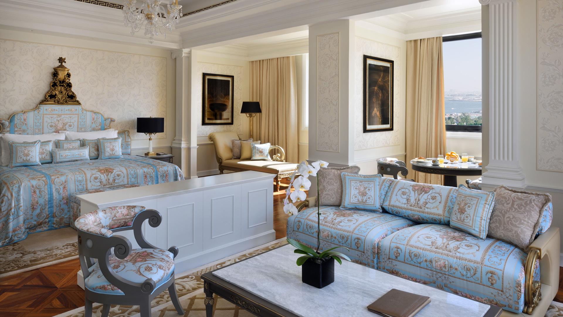The Escape   Imperial Suite At Palazzo Versace, Dubai