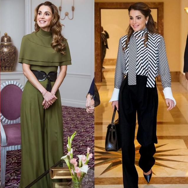 #StyleFile: HRH Queen Rania Of Jordan