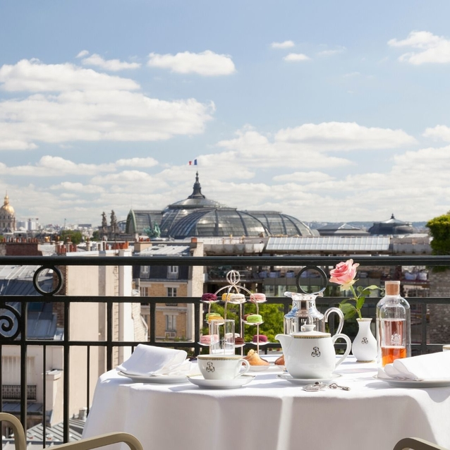 The Escape | Le Bristol Hotel, Paris