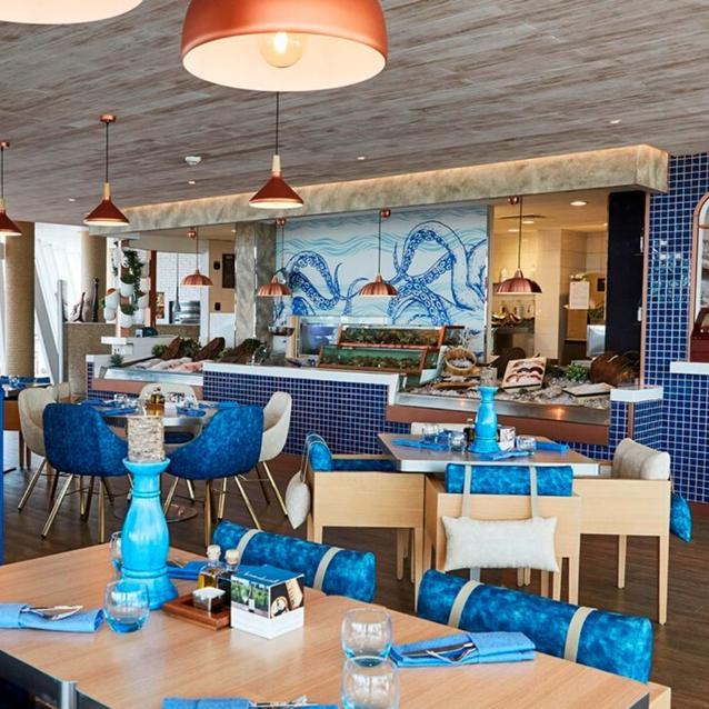 #ChicEats   Boardwalk At Park Hyatt Dubai
