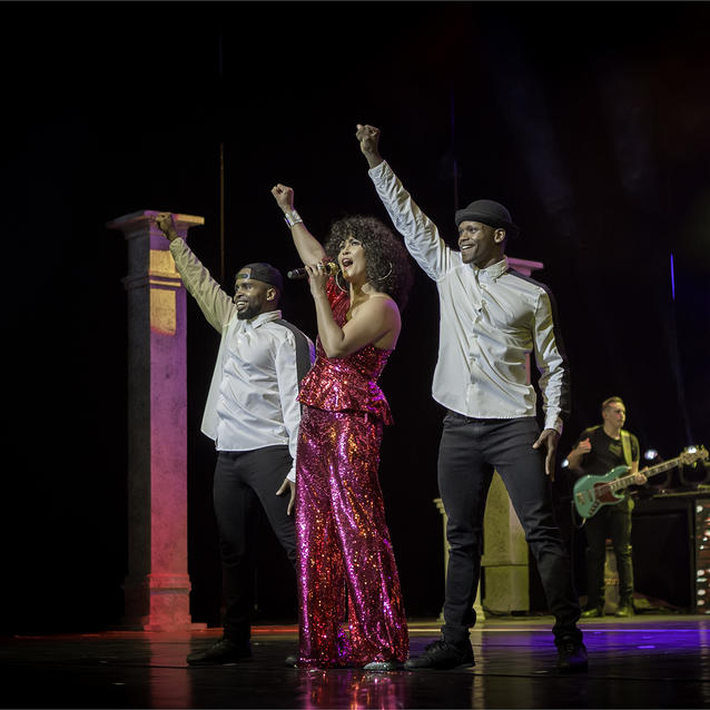 We Can't Wait To See This Whitney Houston Musical At The Dubai Opera