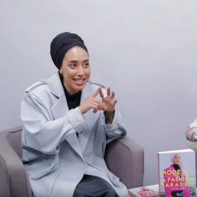 Watch | Mariah Idrissi And Hafsa Lodi Discuss Significance Of Modest Fashion