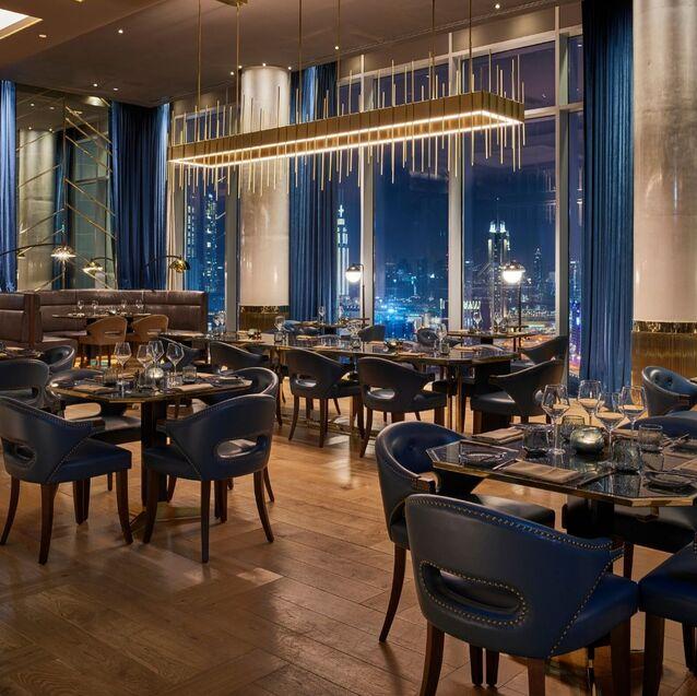#ChicEats: Bull & Bear, Waldorf Astoria DIFC, Dubai