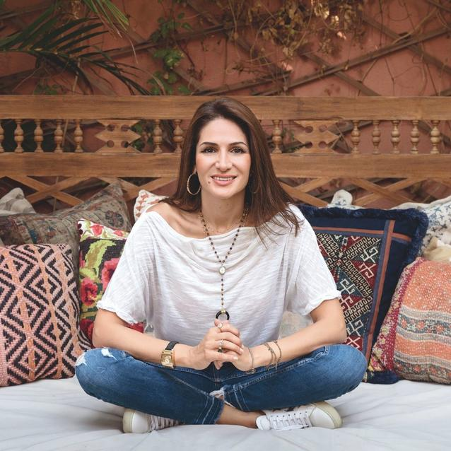 Inside Rawan Alsahsah's Impeccably Eclectic Home
