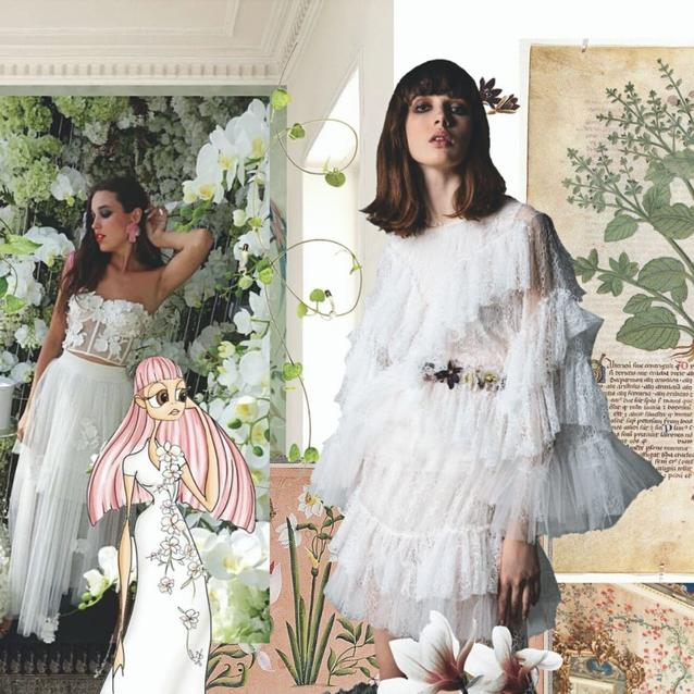Ayesha Depala Showcases Her Love For Florals In Her Latest Collection