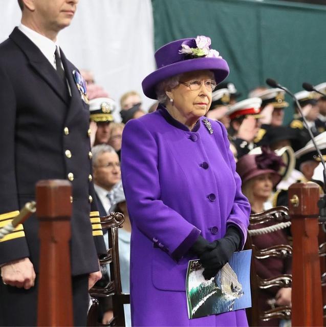 Queen Elizabeth Addresses The Coronavirus Pandemic