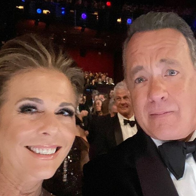 You Can Now Listen To Tom Hanks And Rita Wilson's 'Quarantunes' Playlist