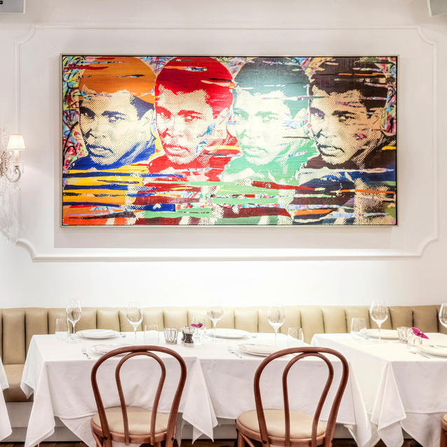 Bagatelle Joins Hands With Dubai's Opera Gallery To Marry Art And Fine Dining