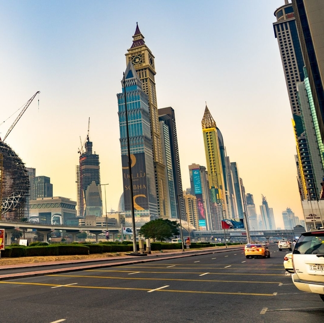 Dubai Police Call On Residents To Stay At Home