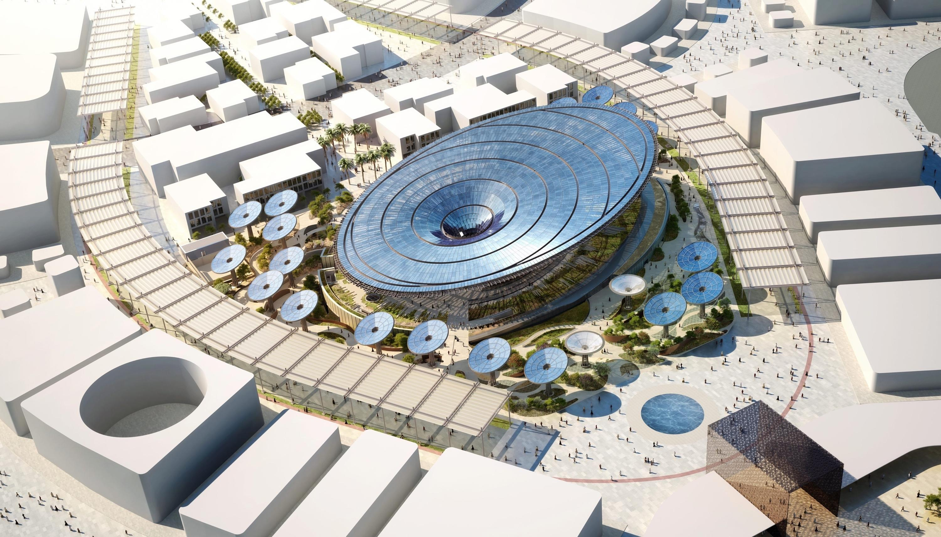 How Expo 2020 Dubai Is Supporting Art In The Region And Beyond