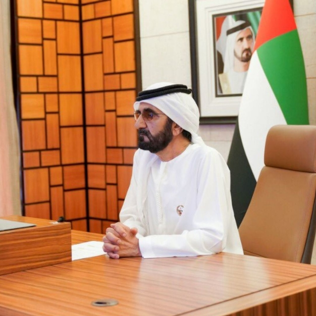 Sheikh Mohammed Applauds The Healthcare Heroes Of The UAE