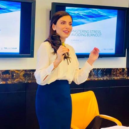 Dr. Saliha Afridi to Host The Next Virtual Retreat Masterclass