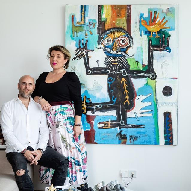 Inside Dubai-Based Director Of Opera Gallery's Art-Filled Home