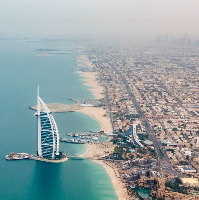 Dubai Announces Two Week Lockdown To Stop The Spread of COVID-19