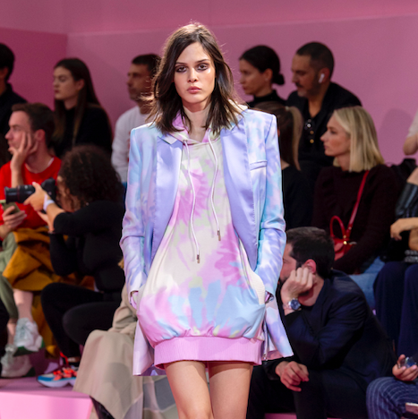 Why All I Want To Wear In Lockdown Is Ralph & Russo's Tie-Dye Tracksuit