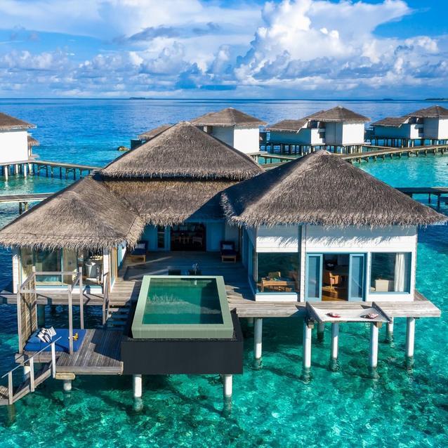 The Escape | Raffles Maldives Meradhoo Is A Honeymooner's Dream Come True