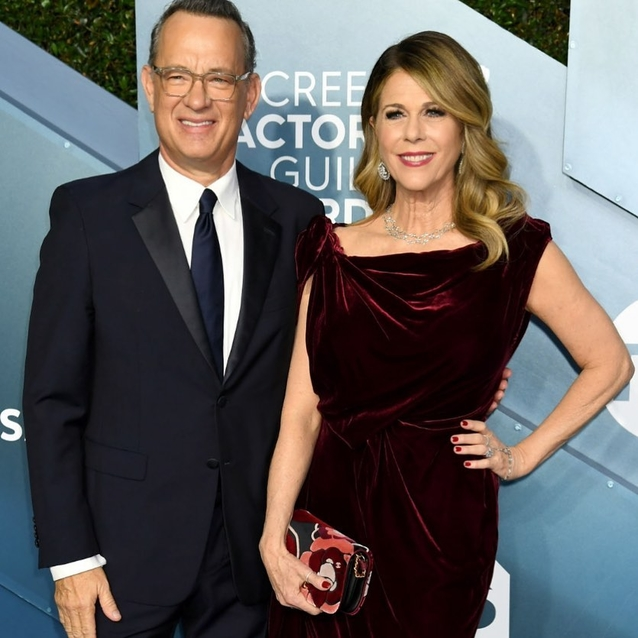 Tom Hanks and Rita Wilson Will Donate Their Blood To COVID-19 Research